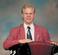Kultaine Harmonikka 1998 -voittaja