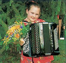 Hopeinen Harmonkka 1996 -voittaja