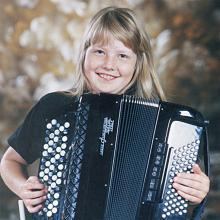 Hopeinen Harmonikka 1999 -voittaja