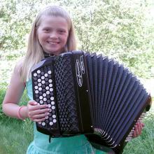 Hopeinen Harmonikka 2010 -voittaja