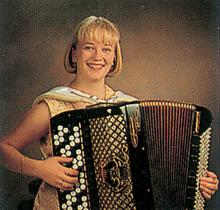 Kultainen Harmonikka 1996 -voittaja
