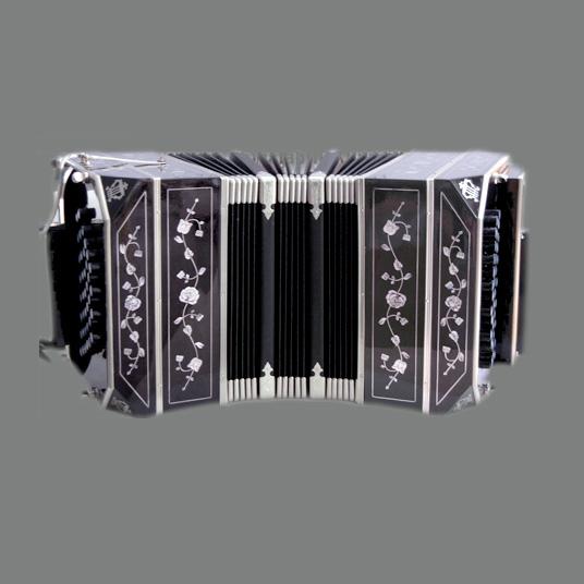 bandoneon 146 koristeltu